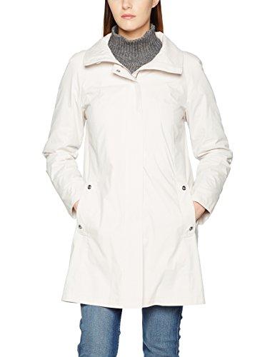 Gil Bret Damen 9974/5193 Mantel, Weiß (Vaporous Cream 9002), 42 - Cream Mantel