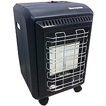 Butsir EBBC0016 - Estufa de infrarrojos a gas butano para hogar