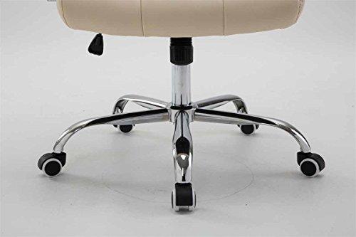 Ufficio Elegante Uk : Clp sedia da direttore mikos sedia ufficio in similpelle imbottita