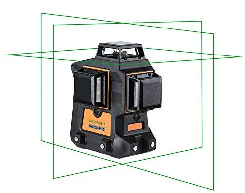 geo-Fennel Geo6X green professioneller grüner Multi LinienLaser Kreuzlinienlaser Kreuzlaser 360 Grad Laser