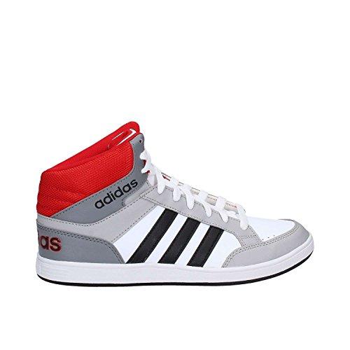 Adidas BB9973 Nero Dal 20 al 27 Sneakers Con Strappo Scarpe Bambino Ginnastica