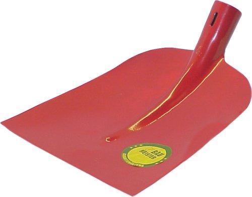 Holsteiner Schaufel Gr.2, rot lackiert, ohne Stiel