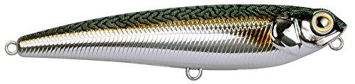 IKIRU POP 115 - Farbe: CHROMED MACKEREL - Oberflächenwobbler POPPER von Spro - Oberflächenwobbler POPPER von Spro -