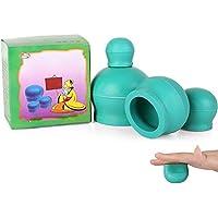QIAN Ambientalmente amigable Caucho Cupping Mueble Silicona Suave y Duradero Vacío Aspiración Cupping