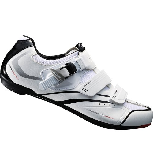Shimano SH R088Unisex Adult Cycling Shoes Road White Size: 13