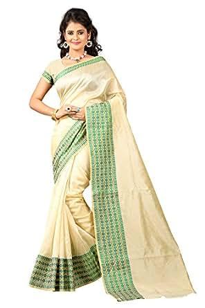 Kamela Saree Cotton Saree (Nandita Green1_Green)