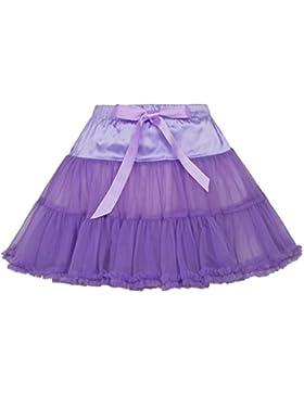 Grace Karin® Maedchen Petticoat Reifrock Unterrock