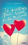 """Afficher """"36 questions pour savoir si tu m'aimes"""""""