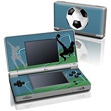 Nintendo DS Lite modding Designer Schutzfolie Sticker Skin - Soccer Life Fussball