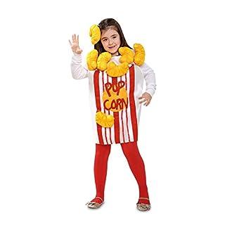 Zzcostumes Pop Corn Oder Popcorn Kostüm für Ein Mädchen