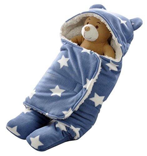 october-elf-sacco-nanna-per-neonato-coperta-per-autunno-e-inverno