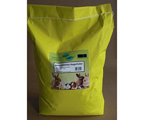 getreidefreies Nagerfutter 10 kg Anhaltiner Premiumfutter - 4