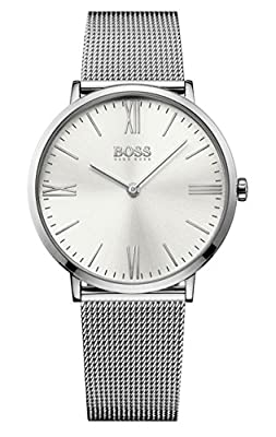HUGO BOSS Men's Analogue Quartz Watch with Stainless Steel Bracelet - 1513459