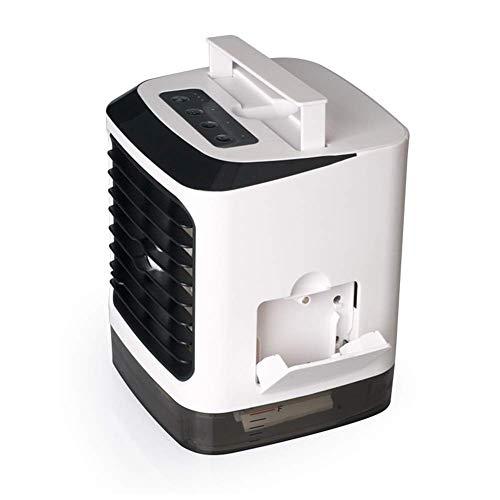 Portable Air Conditioner,Remote Control Air Cooler Mit 3 -Geschwindigkeiten Einstellbare 7 Color Night Light (Air Conditioner Remote Control)