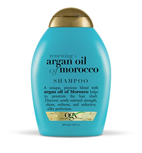 OGX Moroccan Argan Oil Shampoo - 385 Ml