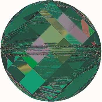 Original Swarovski Elements Beads 5621 MM18,0 - Jet (280) ; Diameter in mm: 18 ; Packing Unit: 72 pcs. Crystal Vitrail Medium (001 VM)