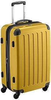 HAUPTSTADTKOFFER - Alex- Luggage Suitcase Hardside Spinner Trolley 4 Wheel Expandable, 65cm, yellow (B007AU8VAO) | Amazon price tracker / tracking, Amazon price history charts, Amazon price watches, Amazon price drop alerts