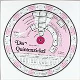 Der Quintenzirkel für Klavier und Keyboard (Drehscheibe) ( 1. Januar 1992 )
