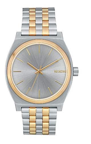 Nixon Herren Uhr (Silver Gold)