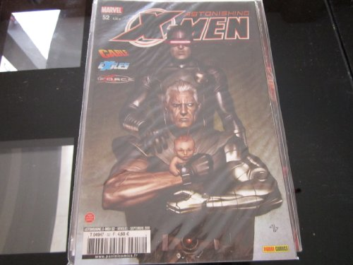ASTONISHING X-MEN N° 52 (2009) comics vf