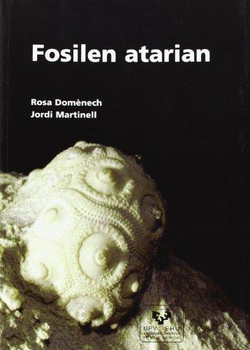 Fosilen atarian (Vicerrectorado de Euskara)