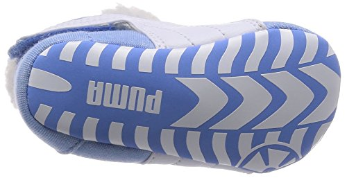 Puma Baby Boot Fur Unisex Baby Krabbelschuhe Blau (little boy blue-white 05)