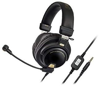 Audio-Technica ATH-PG1 - Auriculares de Alta Fidelidad, Gaming, con Micrófono (B00OTG9RJQ) | Amazon price tracker / tracking, Amazon price history charts, Amazon price watches, Amazon price drop alerts