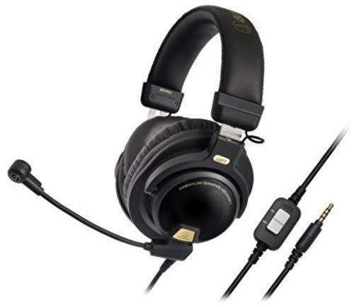 Audio-Technica ATH-PG1 - Auriculares Cerrados de Alta fidelidad para V