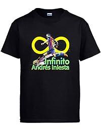 Fußball-Trikots Camiseta casa Vissel Kobe 2018 Talla M Andrés Iniesta