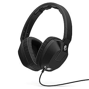 Skullcandy S6SCDZ-003 Crusher Over-Ear Headphone (Black)