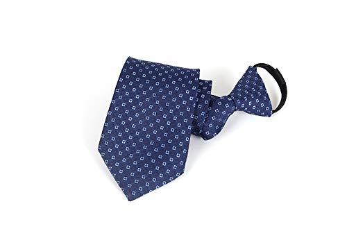 Xzwdiao Krawatten Fauler Reißverschluss Mit Reißverschluss 8Cm, Swll-37 (Bekleidung Fauler)