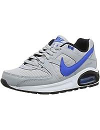 the best attitude bb5f2 ded55 Nike Jungen Sneaker Air Max Command Flex GS, Scarpe da Ginnastica Basse  Bambino