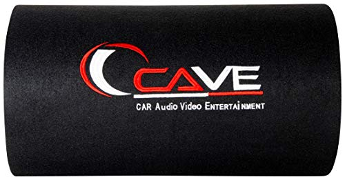 Cave WS-1222X Car Bass Tube with 12Inch Subwoofer Amplifier Subwoofer.