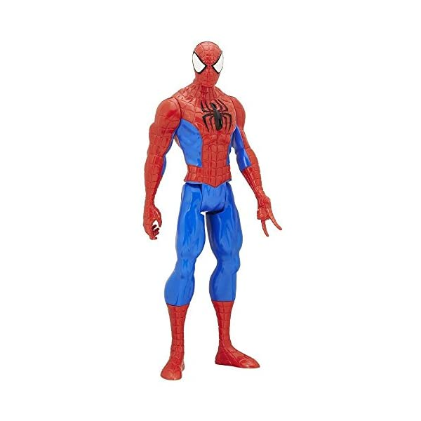 Marvel Spiderman - Figura Spiderman, 30 cm (Hasbro B9760EU4) 1
