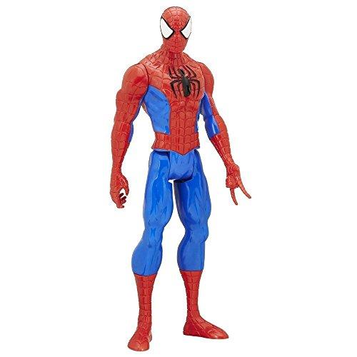Marvel Spiderman - Figura Spiderman, de 30 cm (Hasbro B9760EU4)