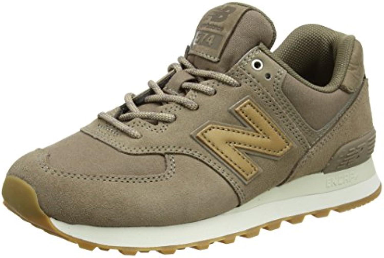 New Balance Wl574-clm-b, Sneakers Femme Basses Femme Sneakers a758b5 ... a66e291a6f10
