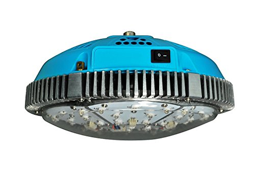UFO Full Spectrum 225W (753W) LED Grow Light for Indoor Plant Growing Plants And Garden Greenhouse With IR & UV (225W)