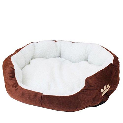 Hosaire Mascotas Mat - Perro y Gato Caliente Suave Camas para Mascotas...