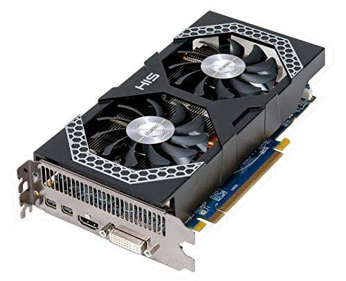HIS Radeon R9 270X 2GB GDDR5 Mini IceQ X² PCI-E #42052
