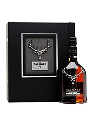 Dalmore 21 Year Old Limited Release Single Malt Scotch Whisky 70cl Bottle