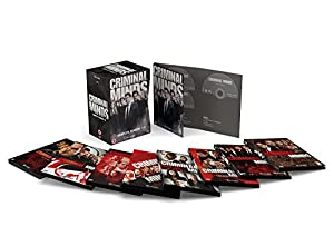 Criminal Minds CBS Crime Drama TV Series Complete DVD [51 Discs] All 226 Episodes DVD Collection Box Set: Season 1, 2, 3, 4, 5, 6, 7, 8 and 9 + Extras