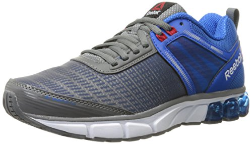 69d68eba5690 Reebok v72300 Men S Jet Dashride 2 0 Running Shoe Alloy Tin Grey Blue Sport  White 11 D M Us- Price in India