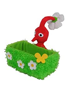 Red Pikmin flower accessory case (grass) (japan import)