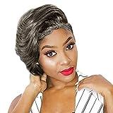 Perruques courtes pour les cheveux humains [Perruques courtes] Perruques pour les femmes Perruques courtes pour les cheveux Brésiliens Pour les femmes
