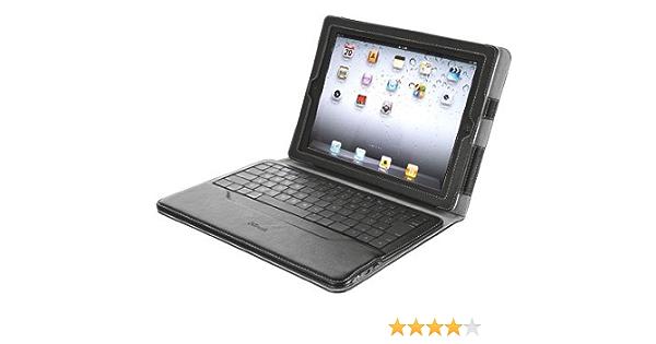 Trust Executive Folio With Bluetooth Keyboard Ipad Elektronik
