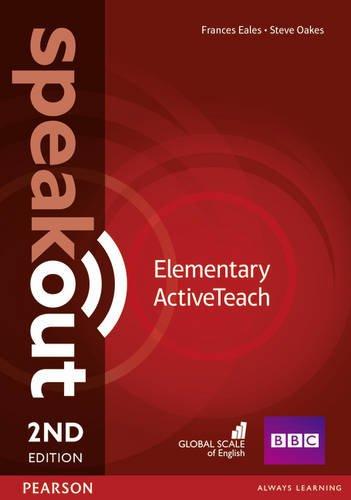 Speakout. Elementary. Active teach. Per le Scuole superiori. Con espansione online