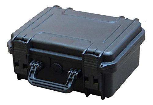 Plastica Panaro MAX300S wasser- und staubdichter Koffer (336x300xH148mm) schwarz
