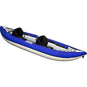 41g9OgiXtLL. SS300  - Aquaglide Chinook XP 2 Man Kayak Blue