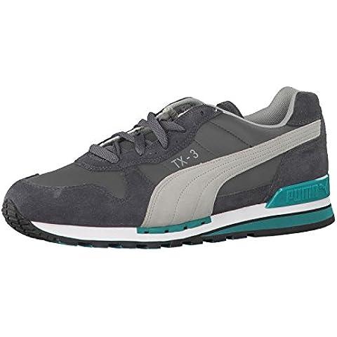 Puma - Zapatillas de deporte de ante para hombre