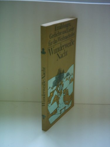 Rudolf Brock: Wunderweiße Nacht - Verlag: Henschel
